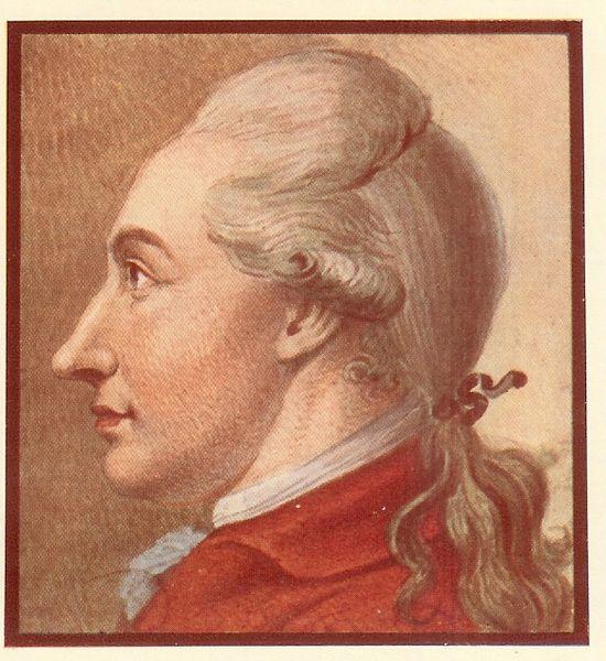 Goethe Johann Wolfgang Von Internet Encyclopedia Of
