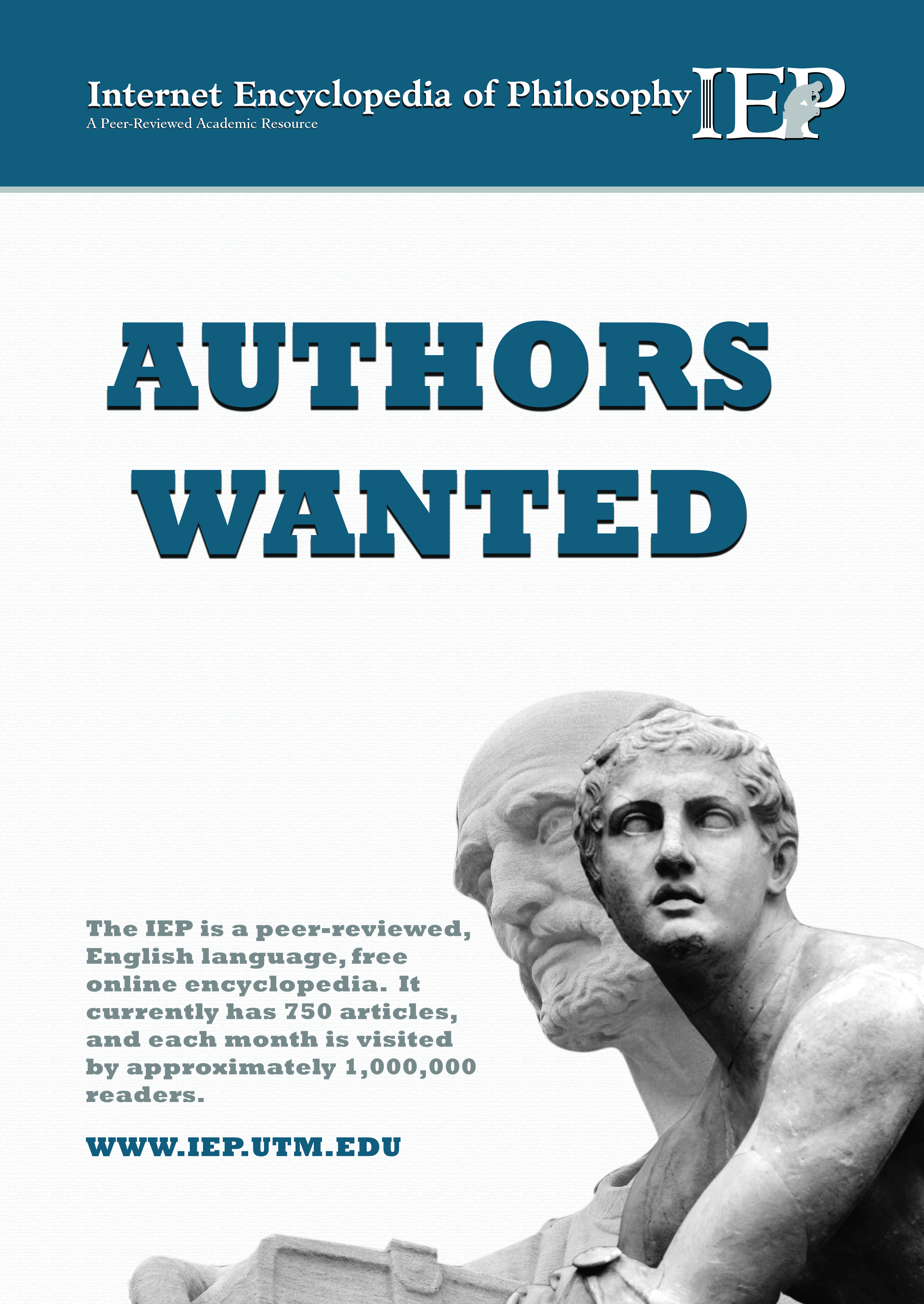 Authors Wanted Poster