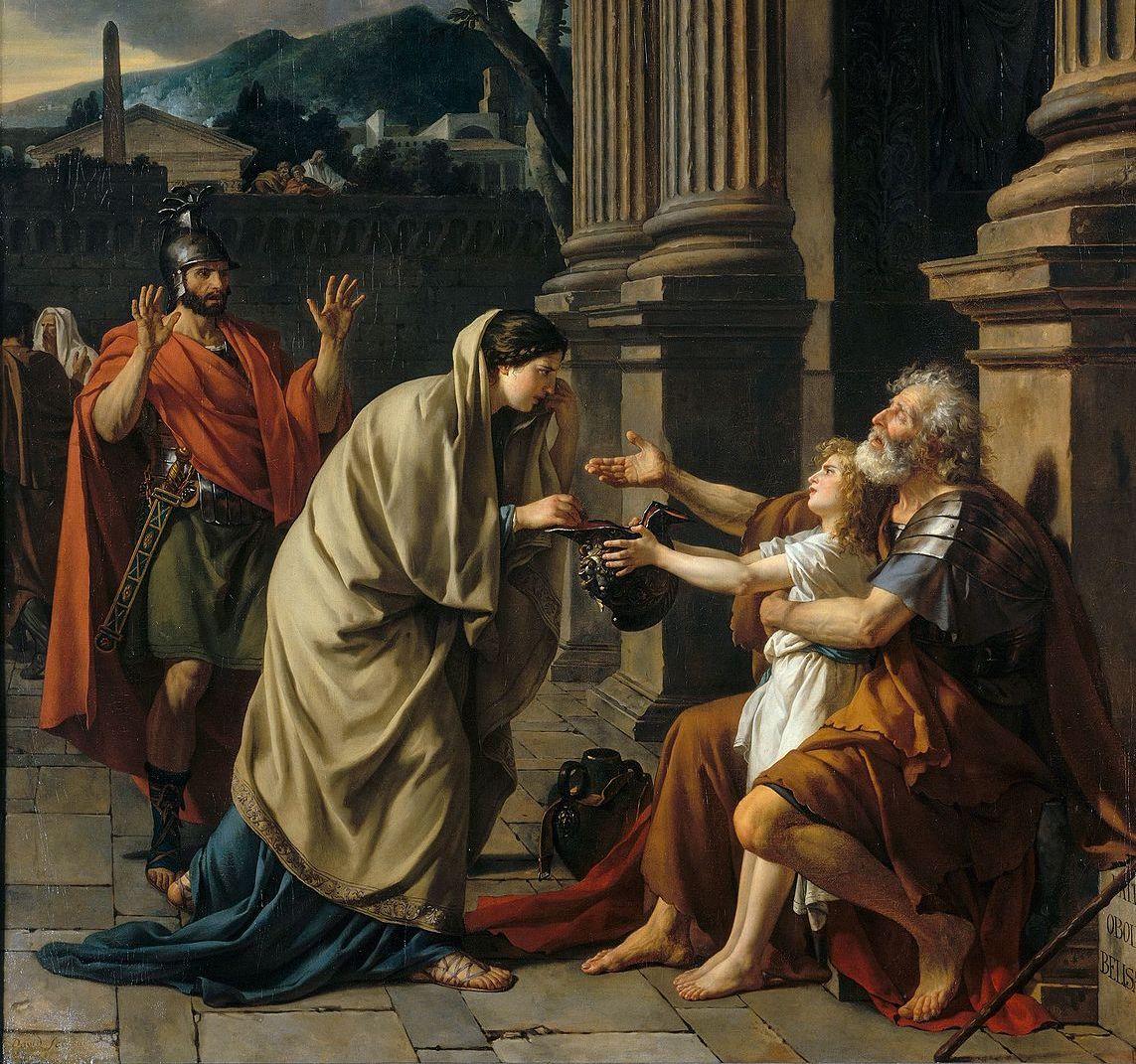 Belisarius by David
