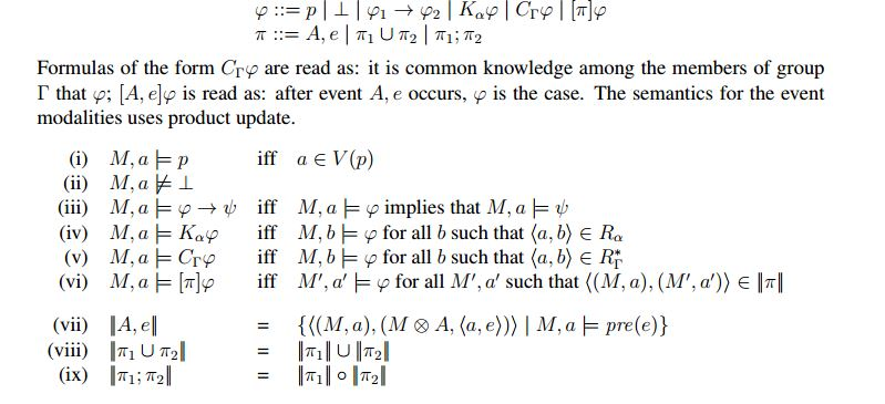 epistemology paper thesis