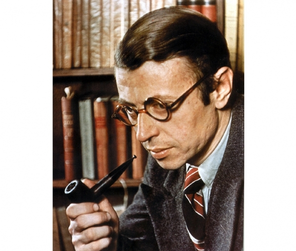 sartre jean paul existentialism internet encyclopedia of  jean paul sartre existentialism